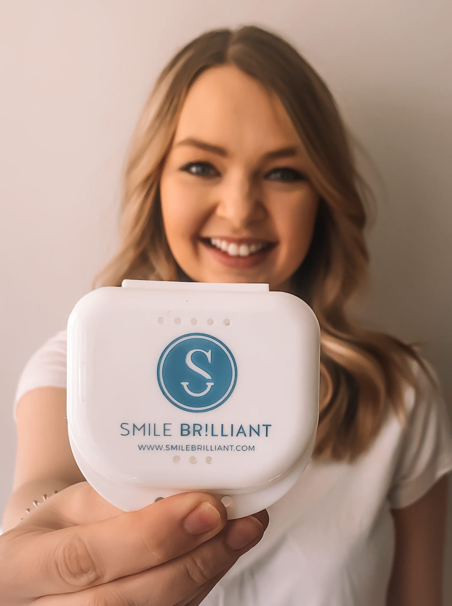 falling in love with my smile: whitening for sensitive teeth