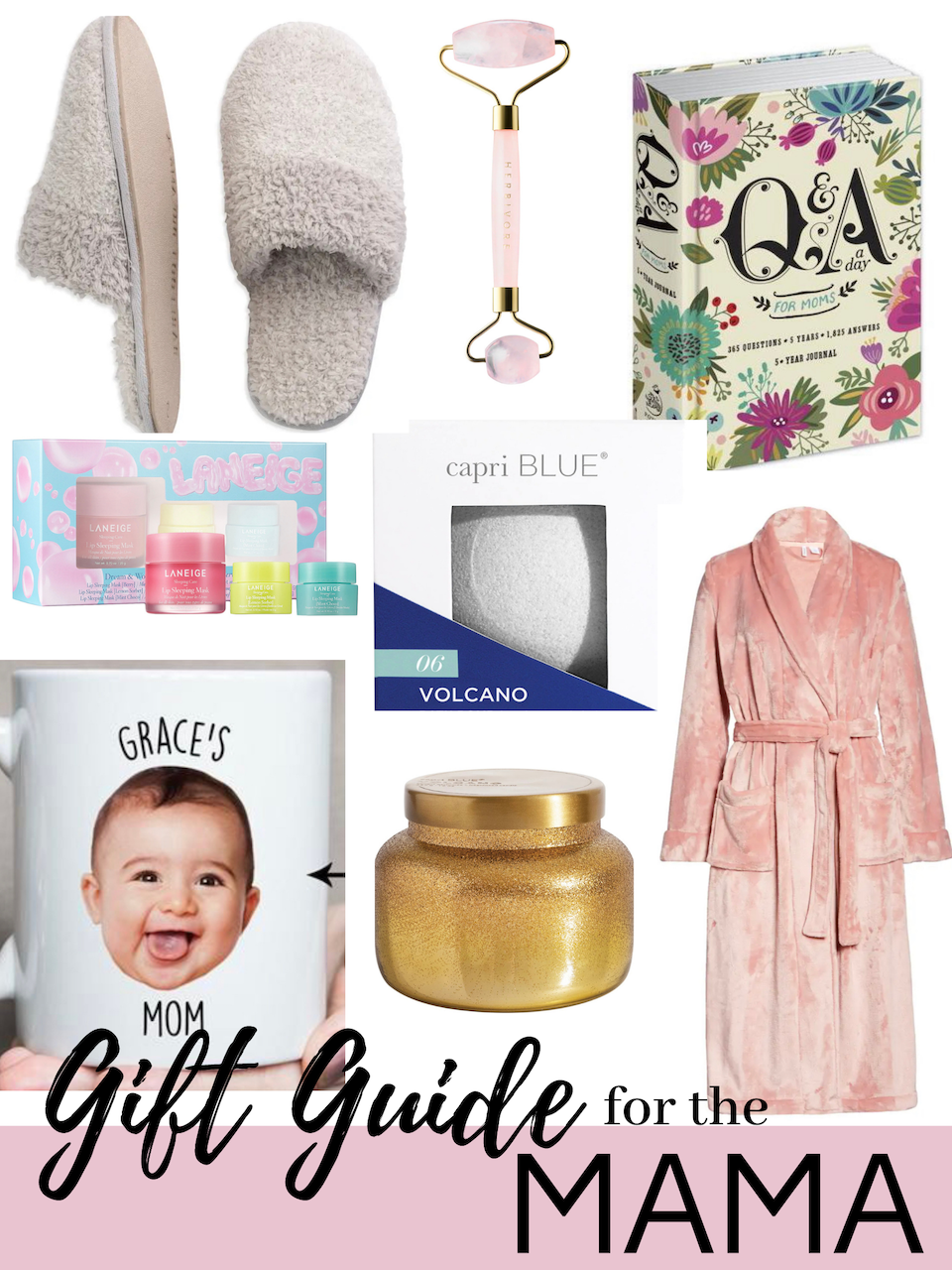 holiday gift guide for the: MAMA